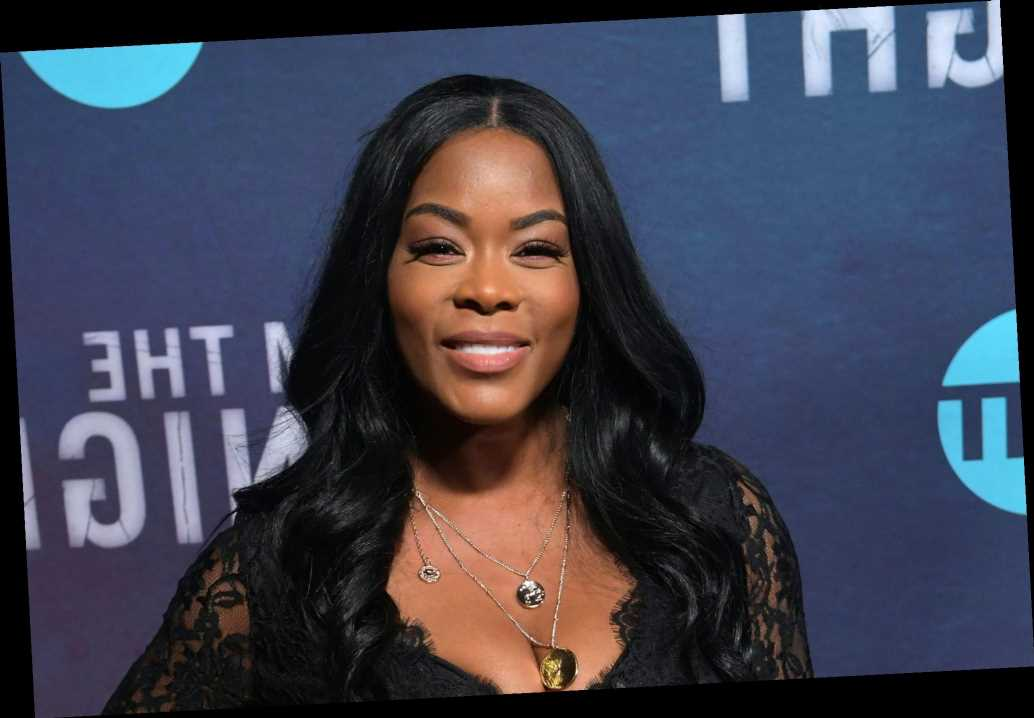 Golden Brooks still uses makeup tips she learned on the 'Girlfriends' set