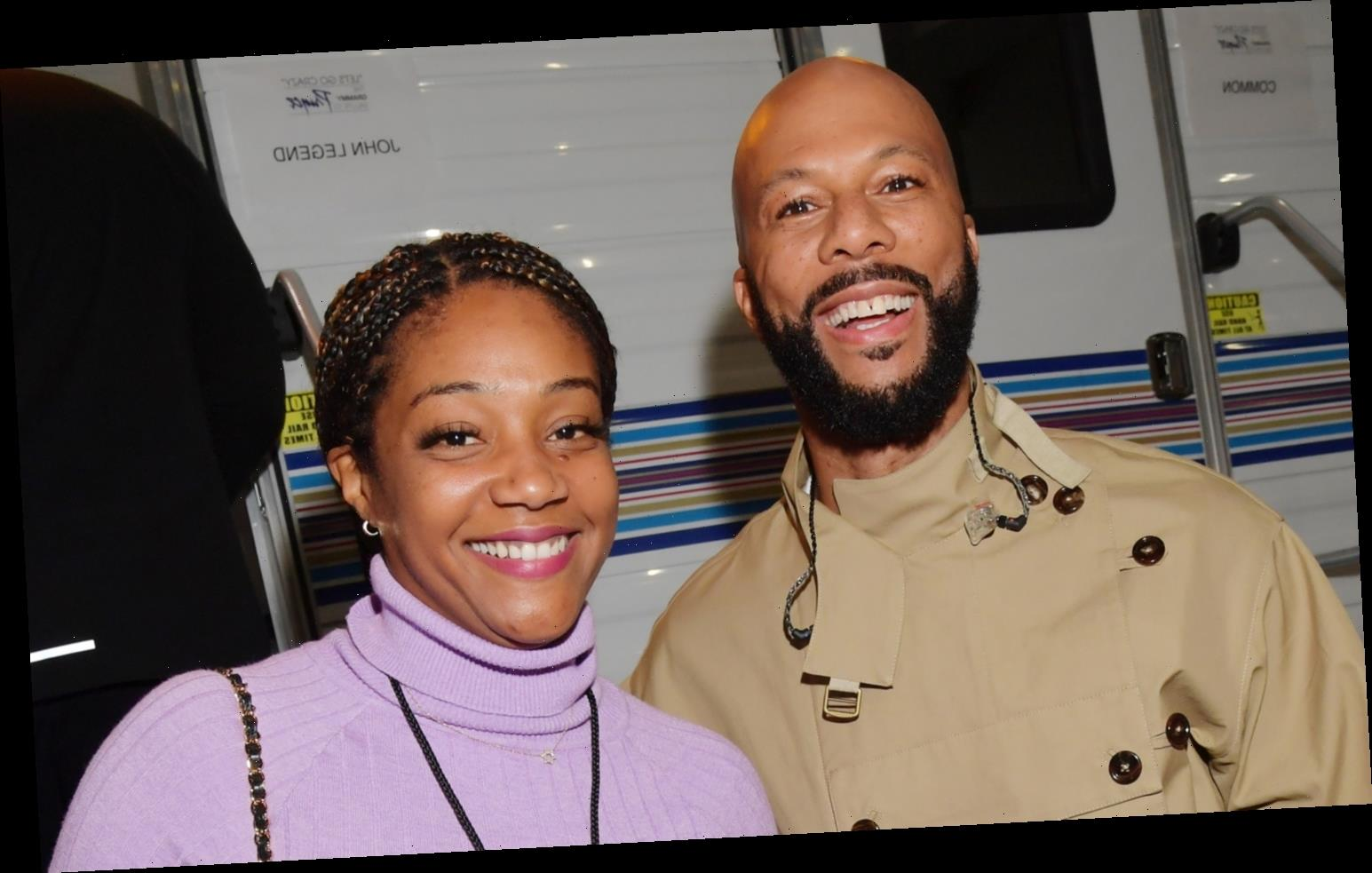 Tiffany Haddish & Common Spark Split Rumors, Though They're Now Following Each Other Again