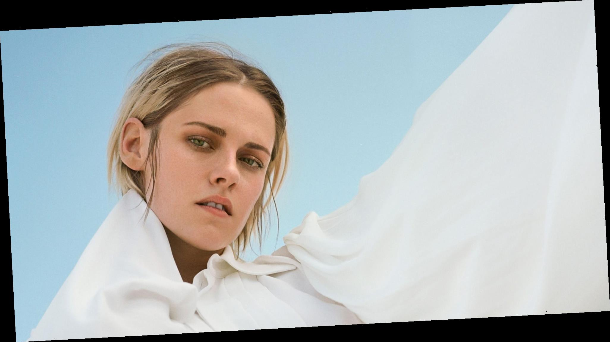 """Kristen Stewart Says Learning Princess Diana's Accent Is """"Intimidating as all Hell"""""""