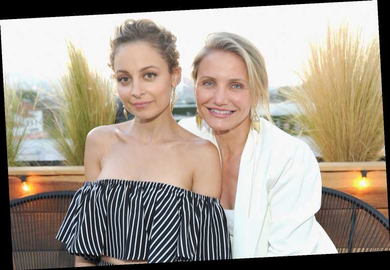 Nicole Richie & Cameron Diaz and Other Celebs You Forgot Were In-Laws