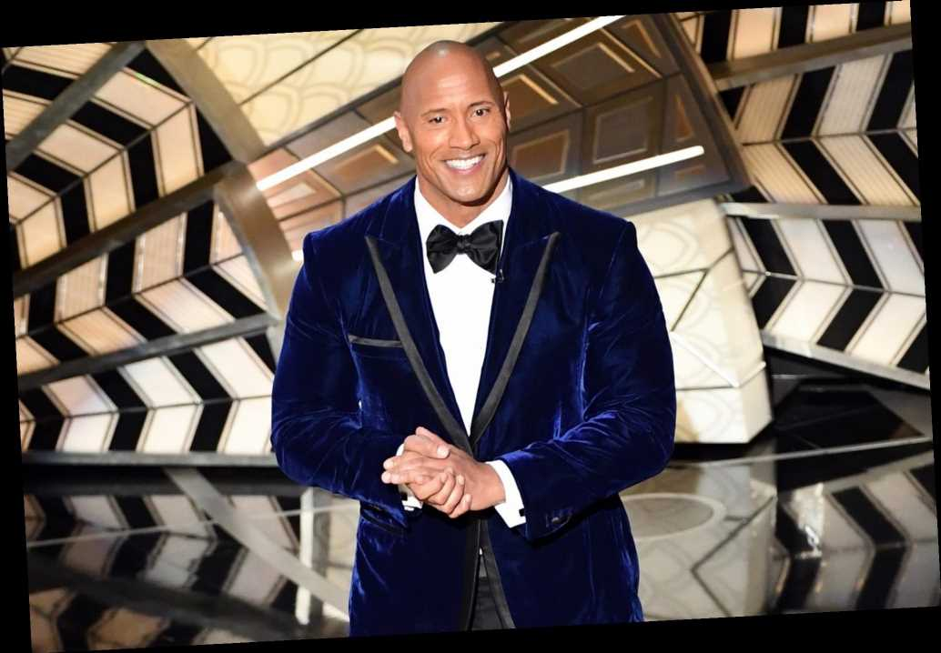 Dwayne Johnson Shares Throwback Photo of Him at 11 in His 'Dad's Wrestling Trunks'