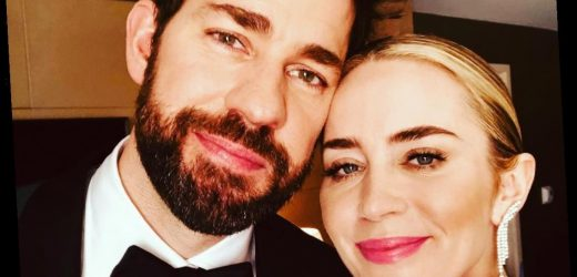 The Cutest Things John Krasinski and Emily Blunt Have Said About Each Other