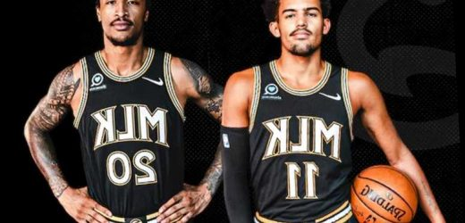 Atlanta Hawks Debut Martin Luther King, Jr. Uniforms: 'Building Bridges Through Basketball'