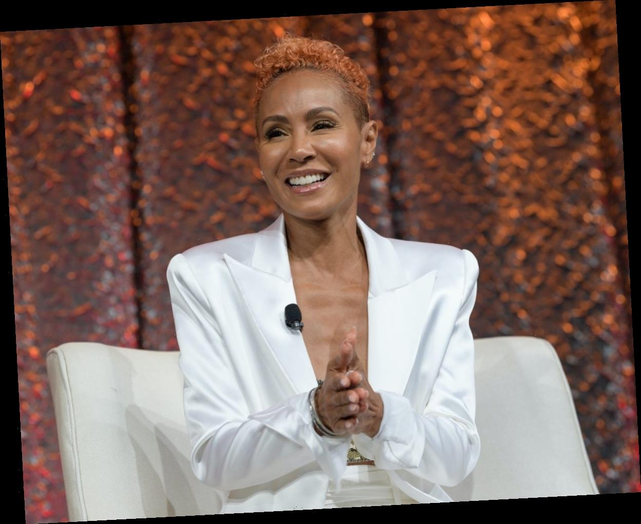 Jada Pinkett Smith Admitted Why Kissing Tupac Shakur Was 'The Most Disgusting Kiss'