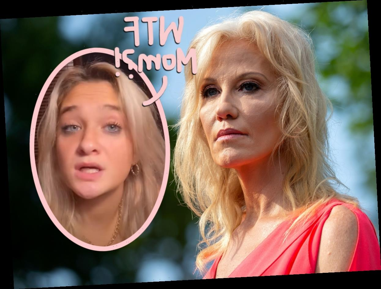 Kellyanne Conway Lied To Her Daughter About COVID Test Results – And Got Her Infected?!