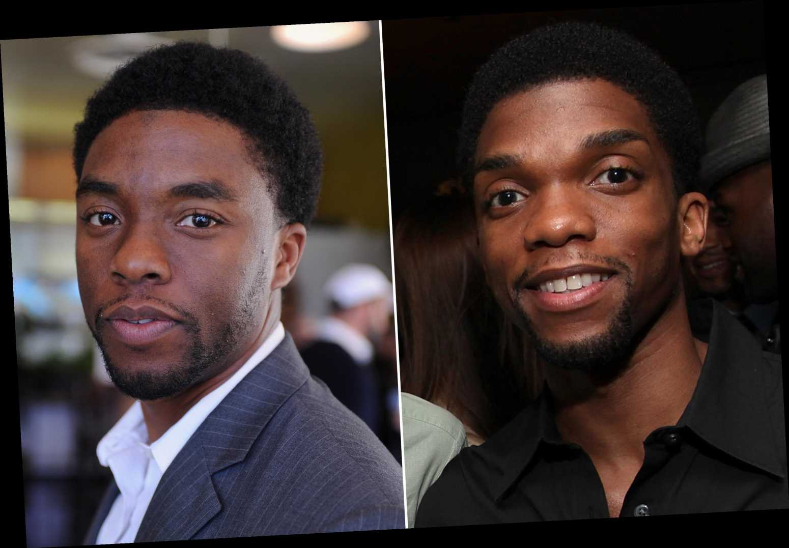 Chadwick Boseman's brother Kevin celebrates two years in remission from cancer