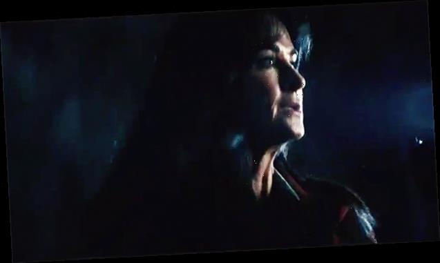 Kyle Richards' Blunt Bangs Make Their Debut In Terrifying New 'Halloween Kills' Trailer – Watch