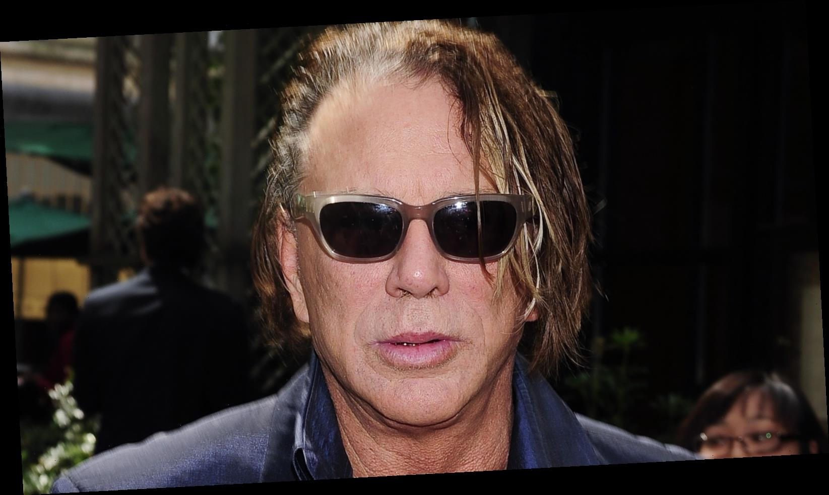 Mickey Rourke's net worth: How much money does the famous actor have?