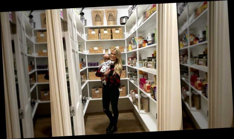 What it looks like inside Christina Anstead's pantry