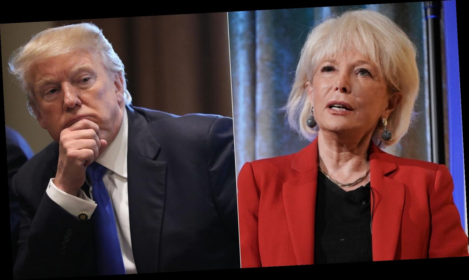 The truth about Donald Trump's relationship with Lesley Stahl