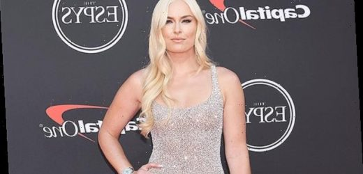 Lindsey Vonn Hits The Beach In A Strapless Bikini To Celebrate 36th Birthday