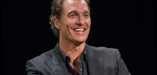 How Matthew McConaughey dropped his 'rom-com shirtless guy' label