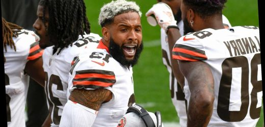 Odell Beckham just doesn't give a 's–t' anymore