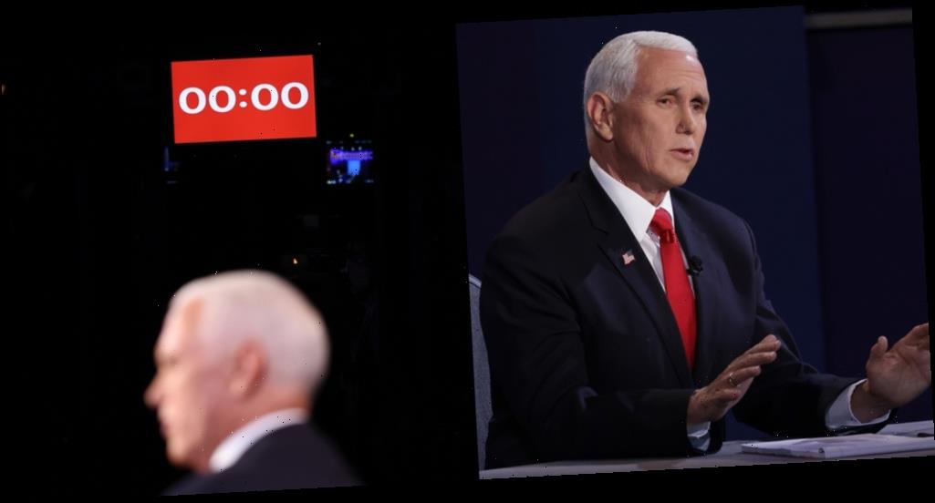 Celebs Had a Lot to Say About Mike Pence During the VP Debate – Read Tweets