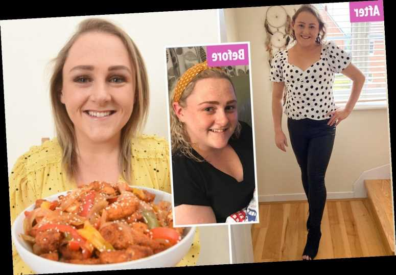 I've saved £2k with cheap homemade Chinese, Indian and pizza fakeaways & it's helped me drop three dress sizes too