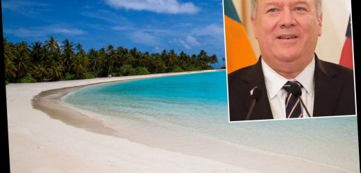 Pompeo says US will open embassy in the Maldives with a resident ambassador