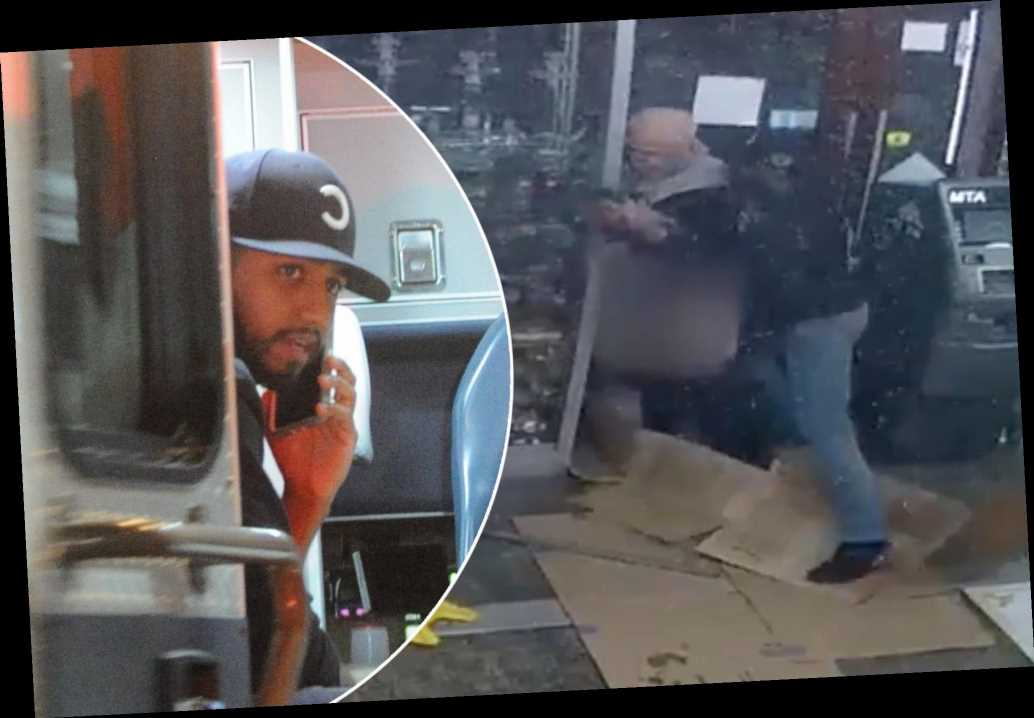 See the moment an off-duty cop tackles a Queens shooter