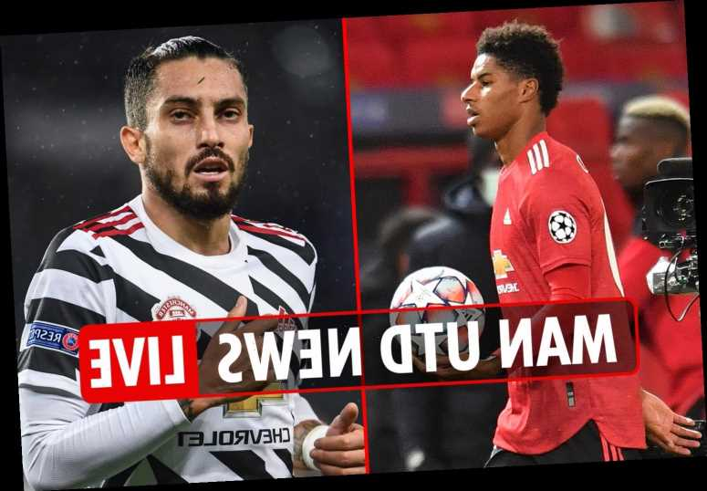 7am Man Utd news LIVE: Alex Telles tests positive for coronavirus, Rashford tipped to be England captain – The Sun