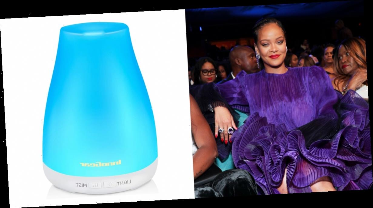 Rihanna Is Obsessed With Her Under-$20 Diffuser — Get Your Own for Prime Day