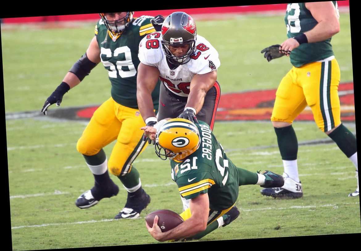 Aaron Rodgers can't put Ndamukong Suh rivalry behind him