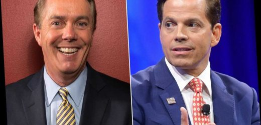 Steve Scully's question for Anthony Scaramucci raises eyebrows ahead of debate