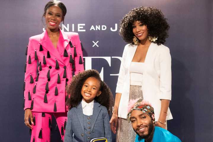 LeBron James' Daughter Zhuri, 5, to Host Virtual Fashion Show