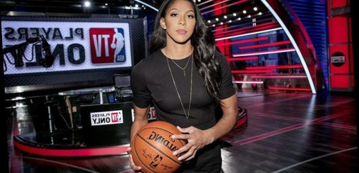 LA Sparks star Candace Parker returns to 'semi-normal' life outside the wubble