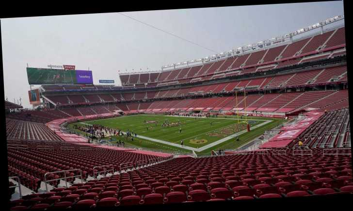 Santa Clara won't reopen Levi's Stadium for 49ers' home games despite new COVID-19 guidelines