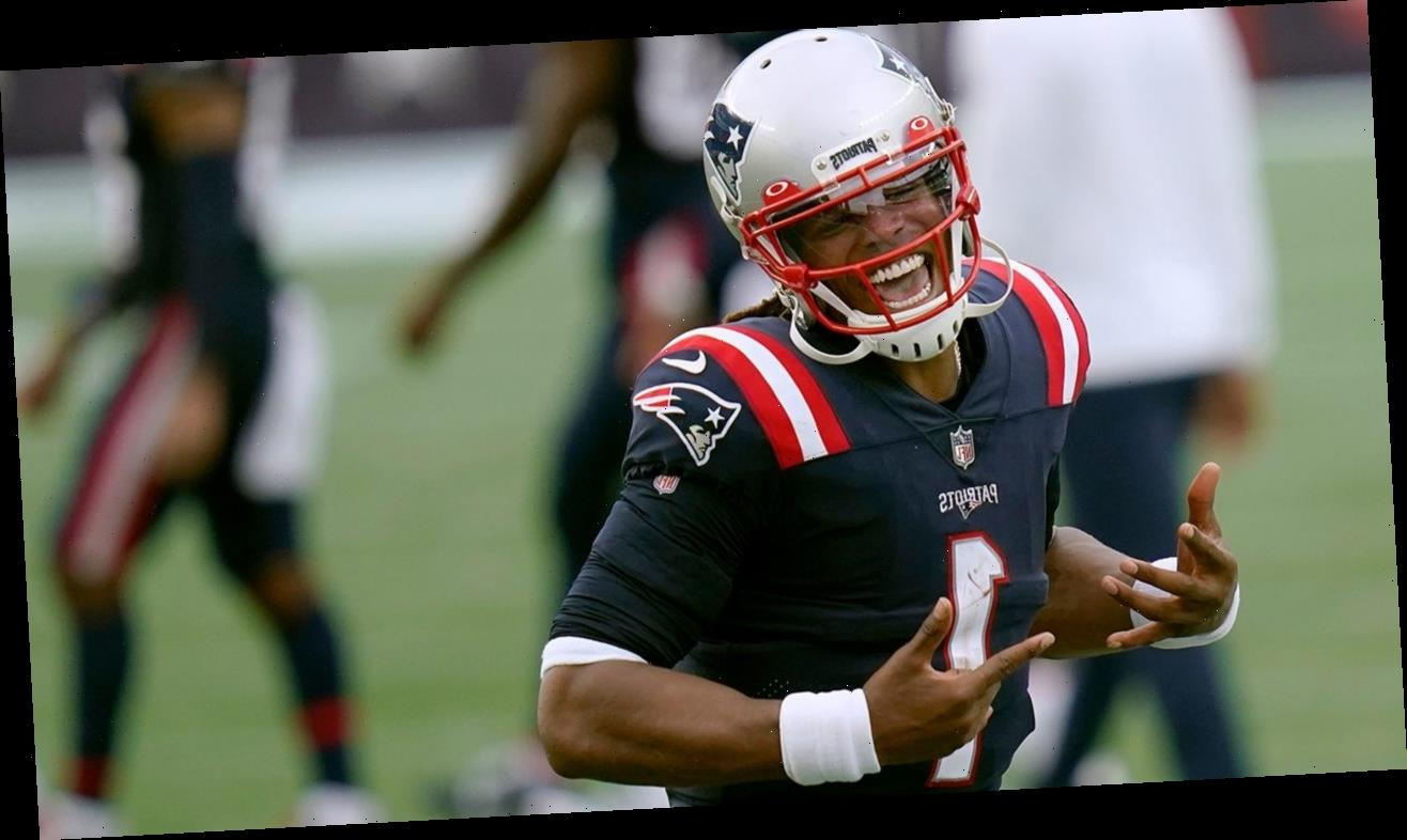 Patriots' Cam Newton after testing positive for coronavirus: 'Wear your mask, keep your distance'