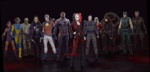 The Suicide Squad Movie Is Probably Going To Kill Off A Lot Of Its Cast