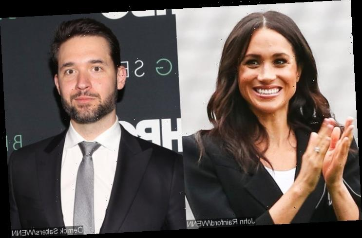 Meghan Markle and Alexis Ohanian Work on Improving Social Media Space for Their Mixed Children