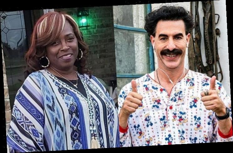 Sacha Baron Cohen Donates $100K to Pranked 'Borat' Babysitter Who's Paid Only $3,600 for the Movie