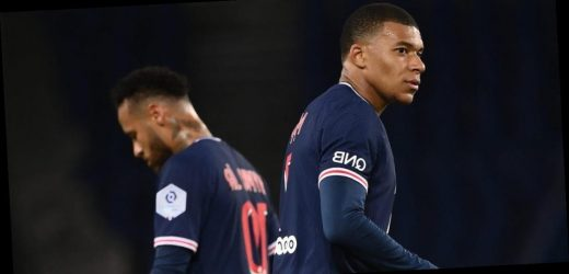 Kylian Mbappe and Neymar hold PSG back because they cry, complain, don't run enough, and 'do whatever they want,' says a French World Cup winner