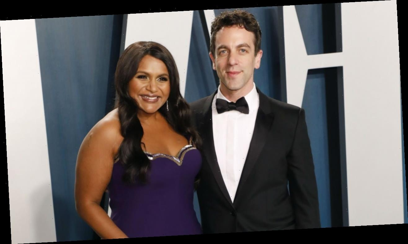 B.J. Novak Leaves Sweet Comment on Mindy Kaling's 'How It's Going' Pic