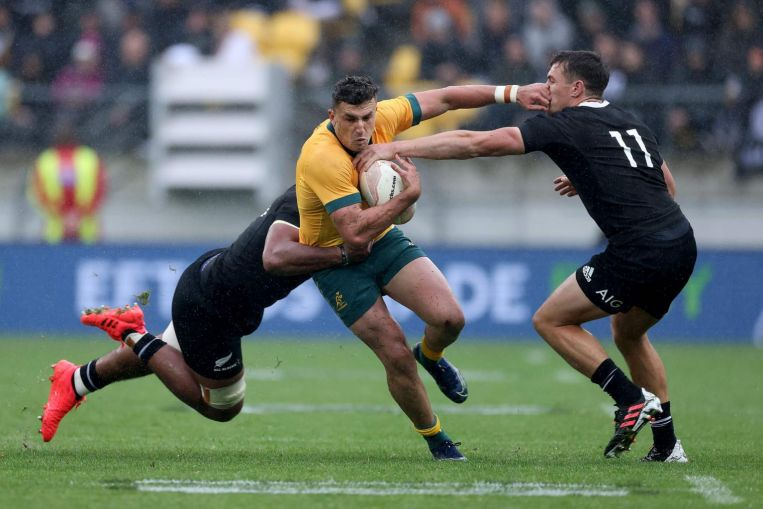 Rugby: Wallabies put dark days behind them with All Blacks draw
