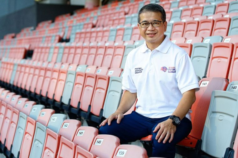 Sport will not be downgraded during tough times: MCCY's Edwin Tong