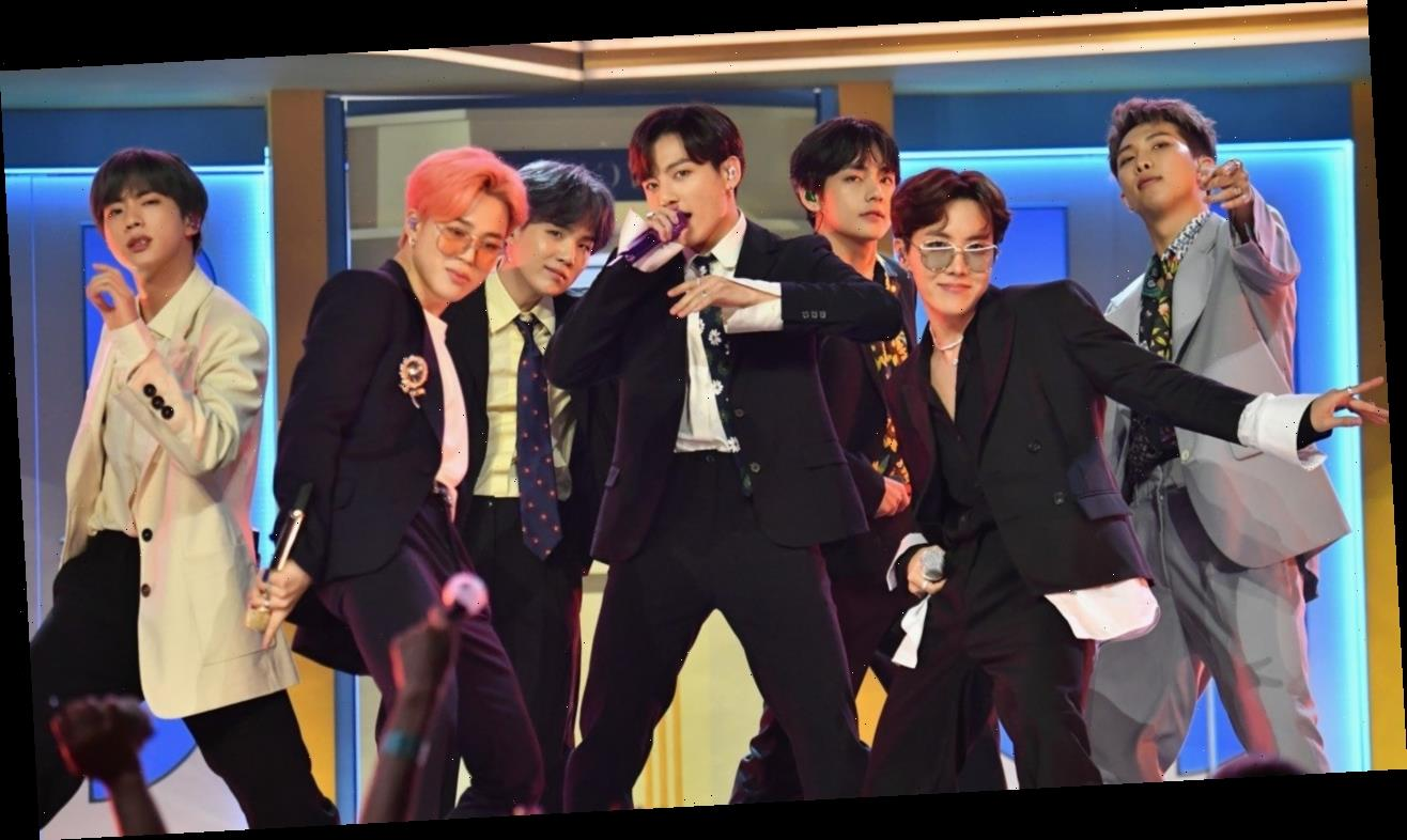 BTS Lights Up Billboard Music Awards With 'Dynamite' Performance