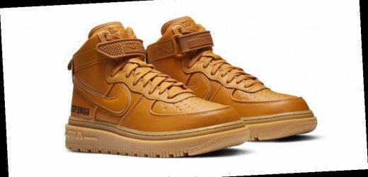 "Nike's Air Force 1 Boot GORE-TEX Receives Toasty ""Wheat"" and Dark ""Olive"" Colorways"