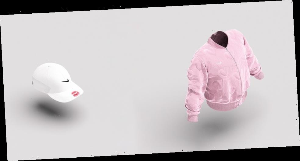 We Can Now Finally Wear Drake's Pink Heart Bomber Jacket