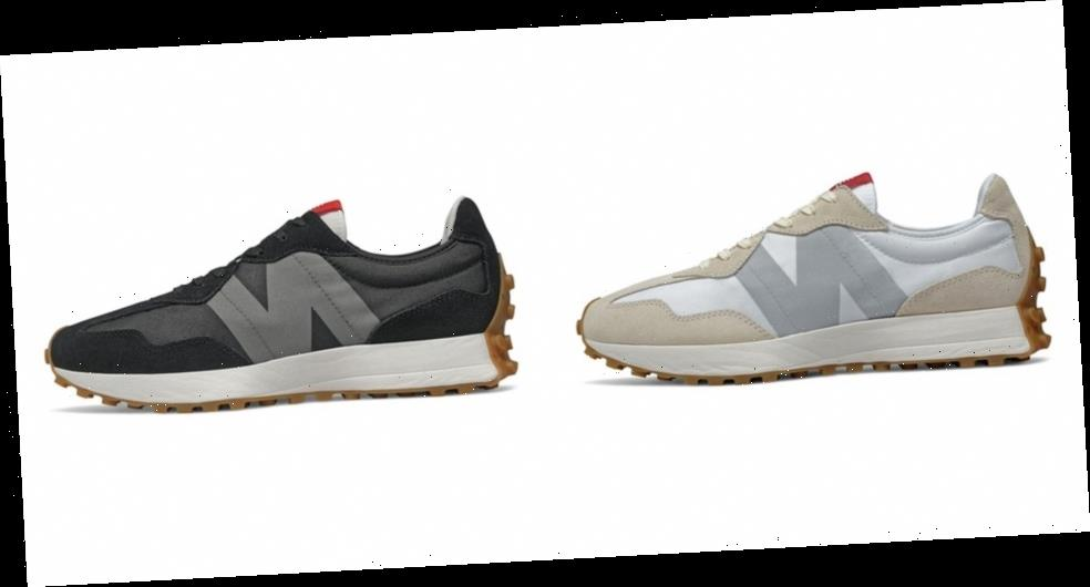 "New Balance 327 Releases in ""Turtledove/Munsell White"" and ""Black/Castlerock"""