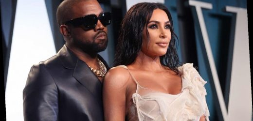 Kim Kardashian on Taking Care of Kanye West During COVID-19 Battle