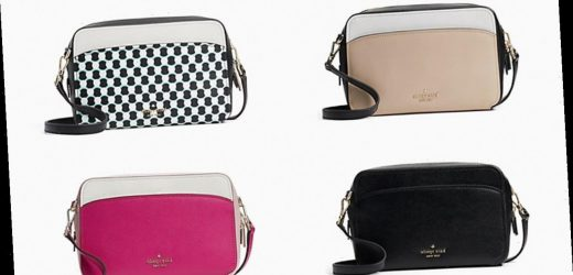 Kate Spade Deal: Save $180 on the Lauryn Camera Bag