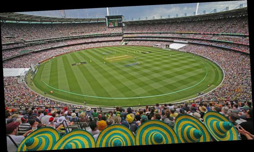 Australia targeting crowds of 25,000 for Boxing Day Test against India