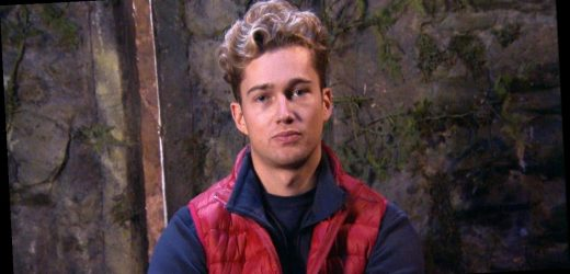 AJ Pritchard's lover defends I'm A Celeb star over Shane row saying 'he's OCD'