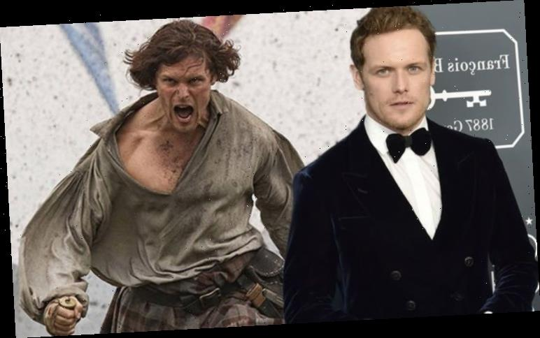 Outlander's Sam Heughan speaks out on taking on James Bond role 'A big yes'