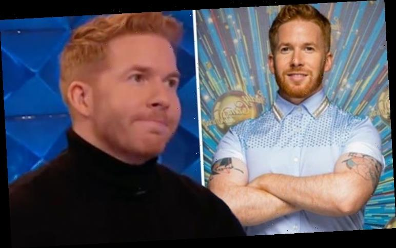 Neil Jones speaks out after Strictly Come Dancing line-up snub: 'That's all that matters!'
