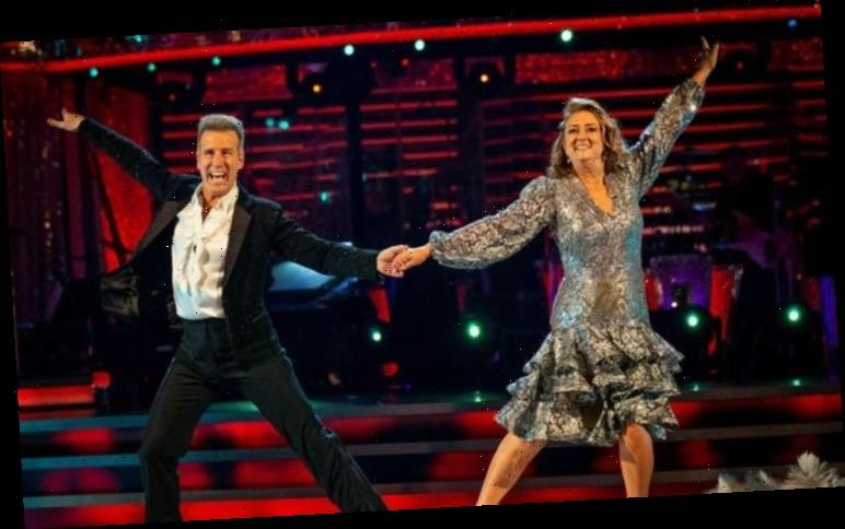 Jacqui blames her BOOBS for Strictly exit and blasts Craig for 'drunk' jibe