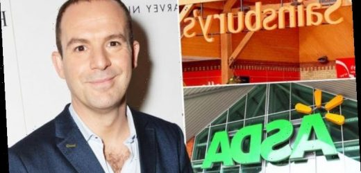 Martin Lewis warns Asda and Sainsbury's customers as prices hike for vulnerable shoppers