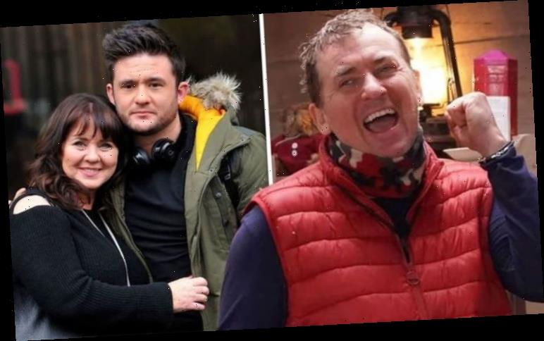 Shane Richie's son worries dad may get 'kicked off' I'm A Celebrity over 'a silly comment