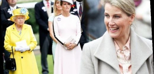 Sophie, Countess of Wessex's 'firm' speech shows she copies Queen in public